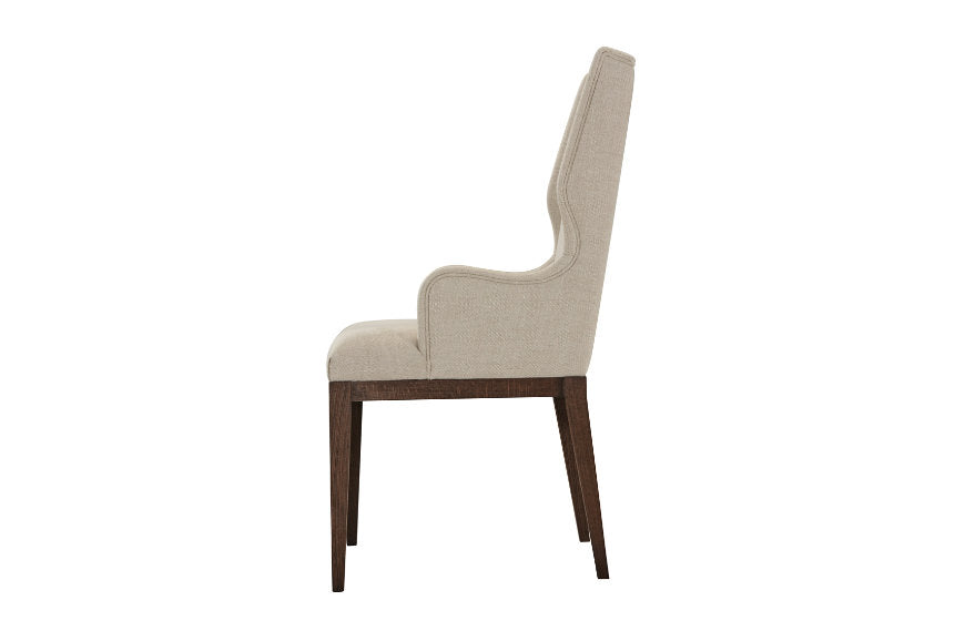 Kingsley Dining Armchair Dining Chair TA Studio No. 1 - Jordans Interiors