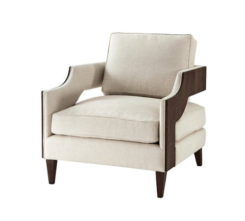 Emerson Club Chair Accent Chair TA Studio No. 1 - Jordans Interiors