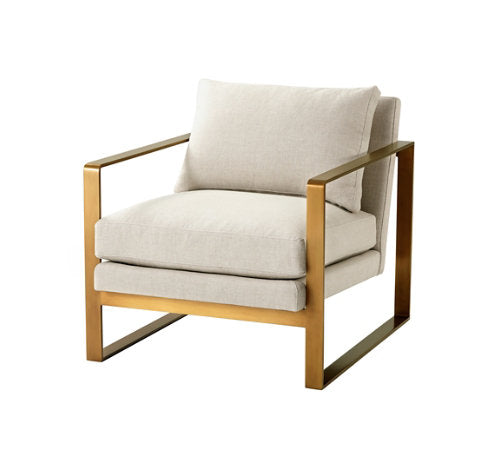Bower Club Chair Accent Chair TA Studio No. 1 - Jordans Interiors
