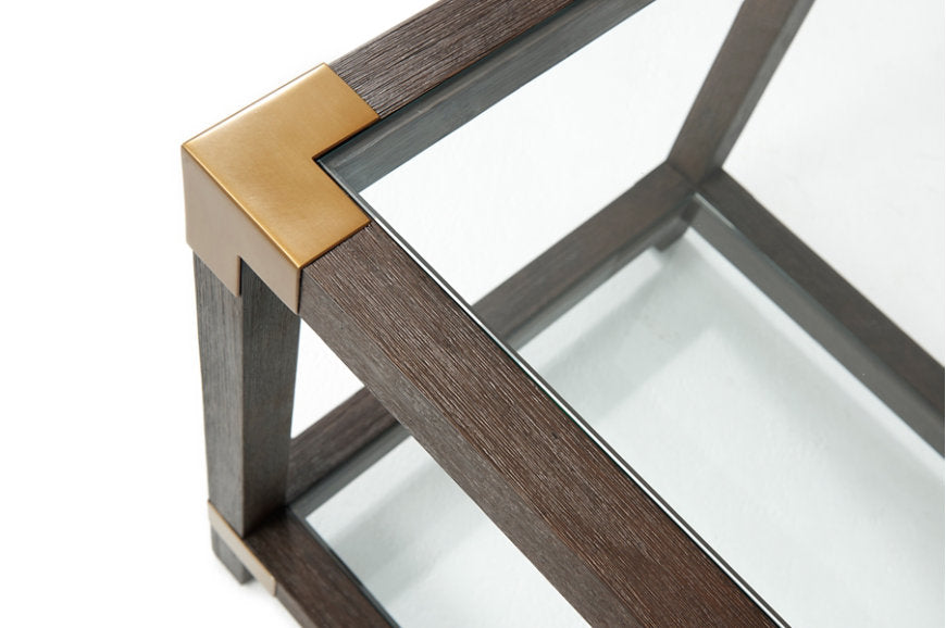 Rayan Side Table Side Table TA Studio No. 1 - Jordans Interiors