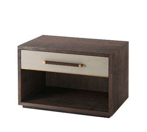 Large Lowan Nightstand Night Stand TA Studio No. 1 - Jordans Interiors