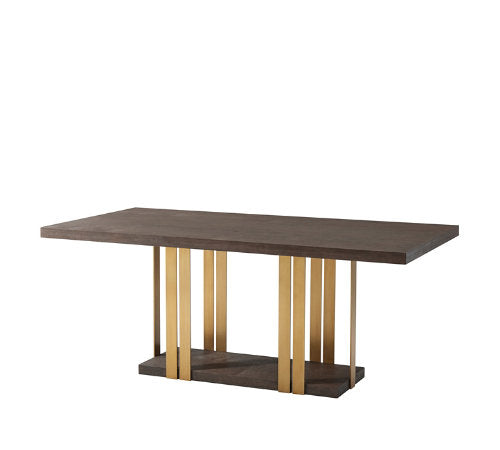 Small Tamar Dining Table Dining Table TA Studio No. 1 - Jordans Interiors