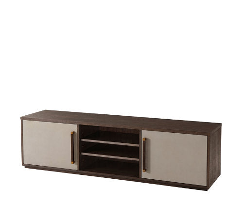 Williamson Media Console II Media Console TA Studio No. 1 - Jordans Interiors