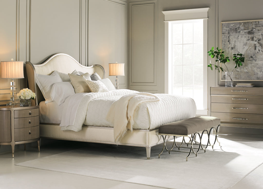 Bedtime Beauty Bed Bed Caracole - Jordans Interiors