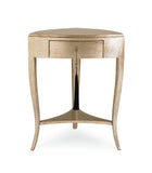 Tres Tres Chic Side Table Side Table Caracole - Jordans Interiors