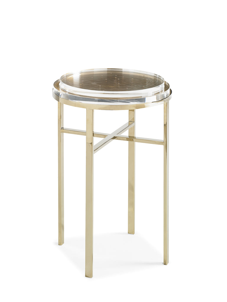 Sparkler Side Table Side Table Caracole - Jordans Interiors