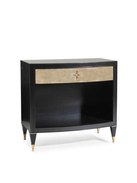 One Night Nightstand Night Stand Caracole - Jordans Interiors