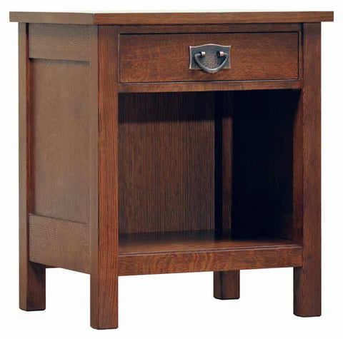 Single Drawer Night Stand Night Stand Stickley - Jordans Interiors