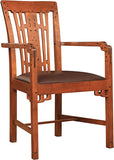 Blacker House Arm Chair Arm Chair Stickley - Jordans Interiors