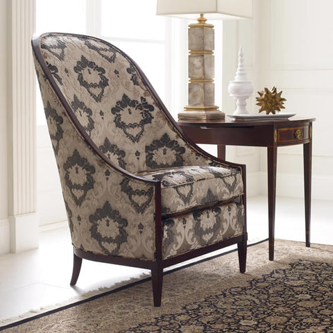 Iribe Salon Chair Accent Chair Stickley - Jordans Interiors