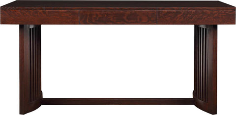 Park Slope Spindle Desk Desk Stickley - Jordans Interiors