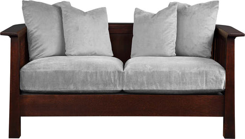Park Slope Loveseat Sofa Stickley - Jordans Interiors