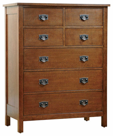 High Chest Dresser Stickley - Jordans Interiors
