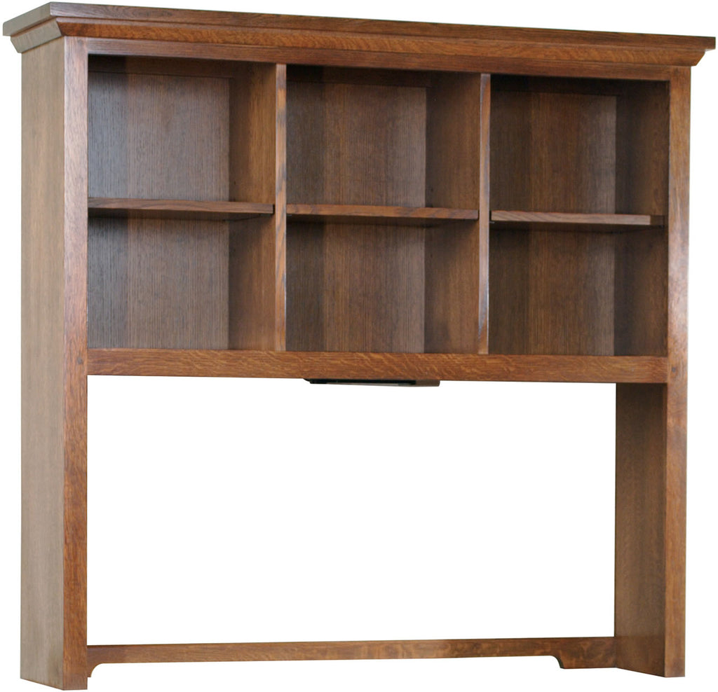 Computer Desk Hutch Desk Stickley - Jordans Interiors