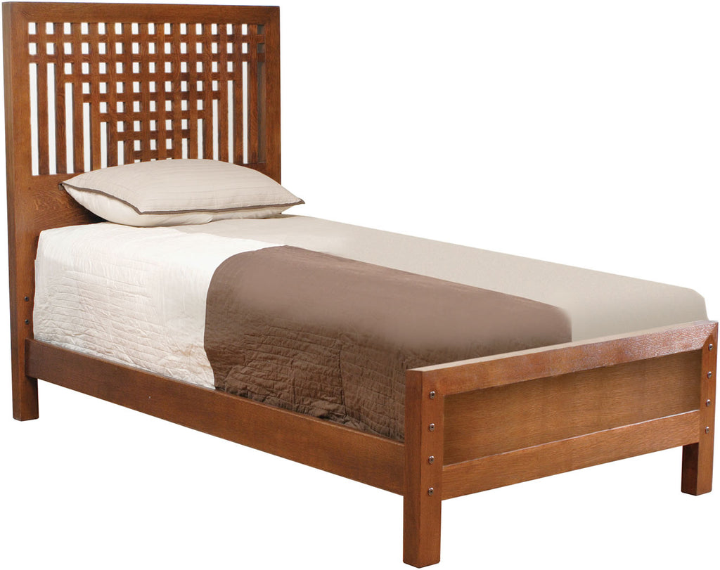Twin Willow Bed Bed Stickley - Jordans Interiors