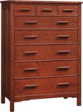 Brookside Tall Chest Chest Stickley - Jordans Interiors