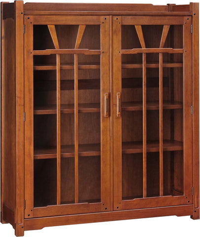Gamble House Bookcase Bookcase Stickley - Jordans Interiors