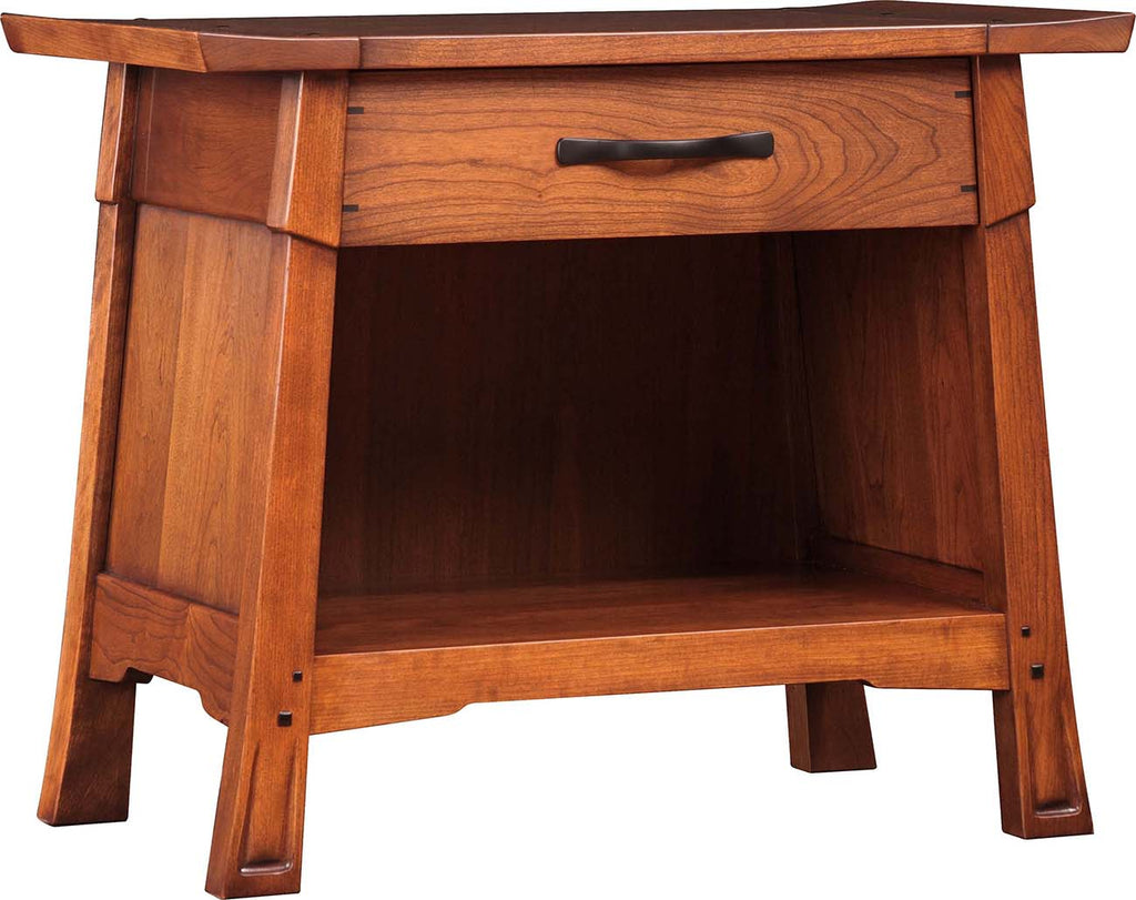 Oak Knoll Open Night Stand Night Stand Stickley - Jordans Interiors