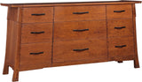 Oak Knoll Master Dresser Dresser Stickley - Jordans Interiors