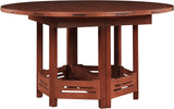Thorsen Round Dining Table Side Chair Stickley - Jordans Interiors