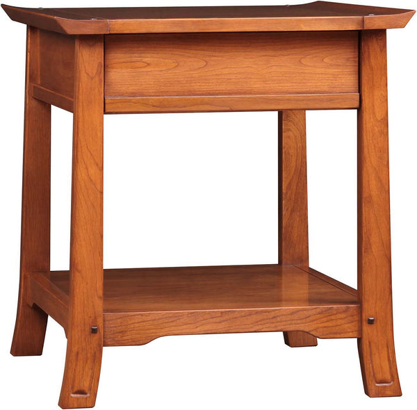 Oak Knoll End Table Table Stickley - Jordans Interiors