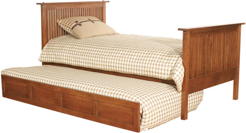 Trundle Bed Unit Bed Stickley - Jordans Interiors