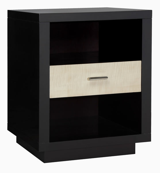 Narrow Single Drawer Night Stand Night Stand Stickley - Jordans Interiors