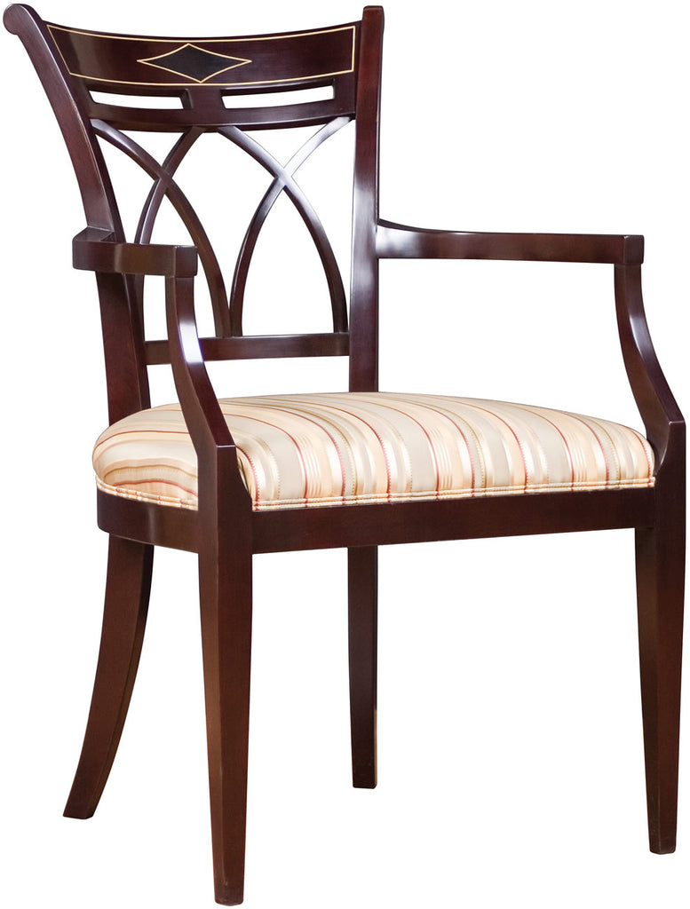 Russian Arm Chair Arm Chair Stickley - Jordans Interiors