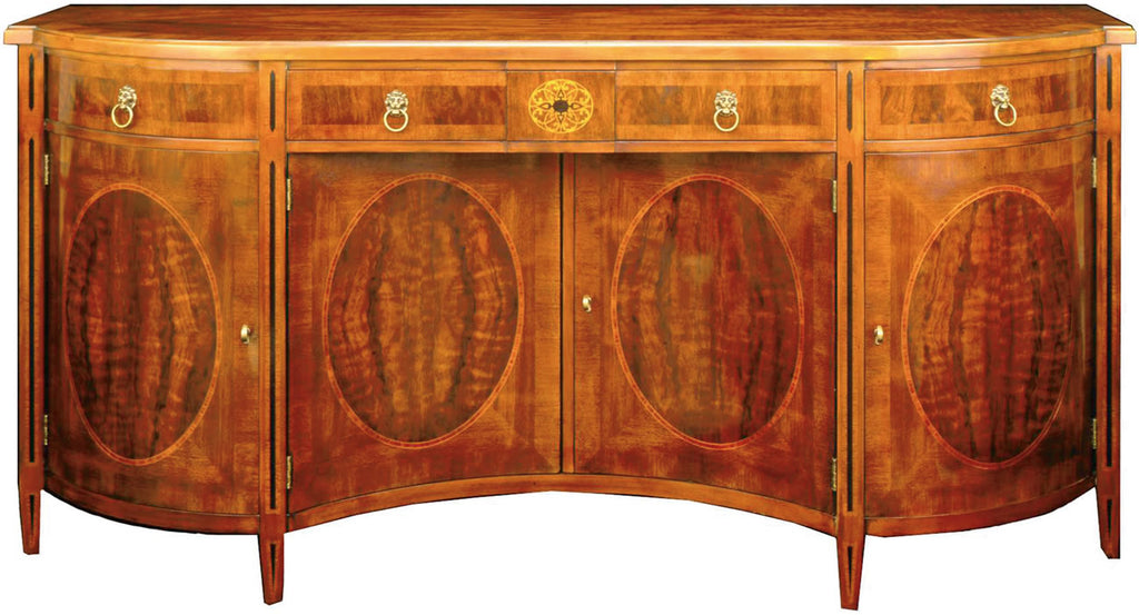 Russian Credenza Table Stickley - Jordans Interiors