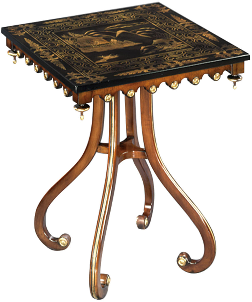 Chinoiserie Occasional Table Table Stickley - Jordans Interiors