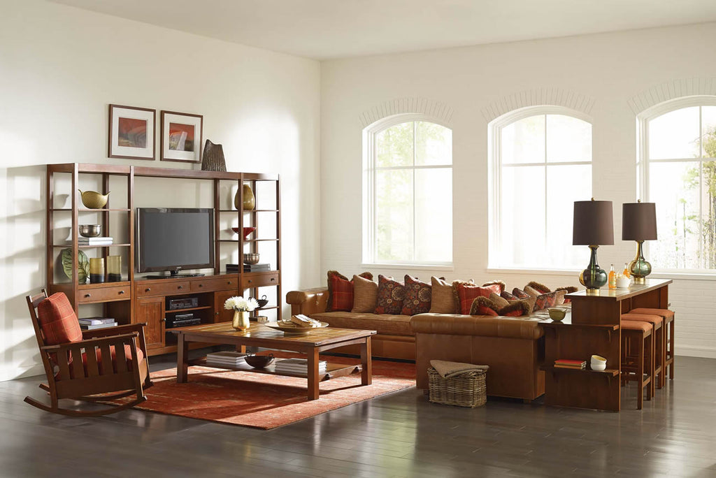 Chicago Sectional Sofa Stickley - Jordans Interiors