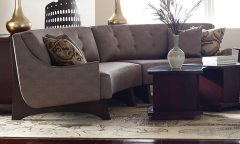 High Line Sectional Sectional Stickley - Jordans Interiors