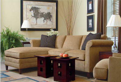 100 Series Sectionals Sofa Stickley - Jordans Interiors