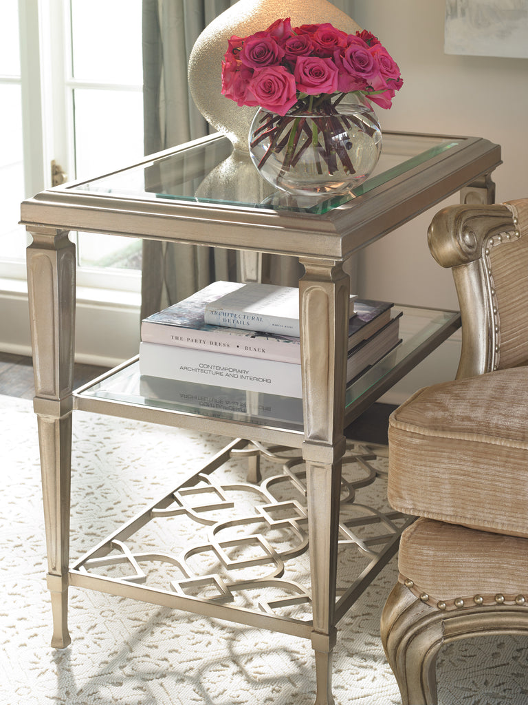 Social Connections Side Table Side Table Caracole - Jordans Interiors