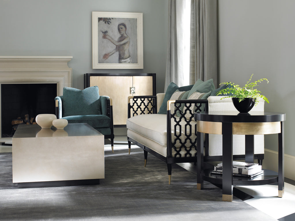 Plays Well With Others Side Table Side Table Caracole - Jordans Interiors