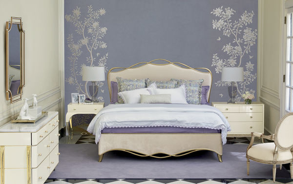 The Ribbon Bed Bed Caracole - Jordans Interiors