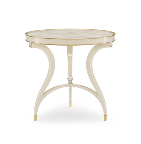 The Ladies Side Table Cocktail Table Caracole - Jordans Interiors