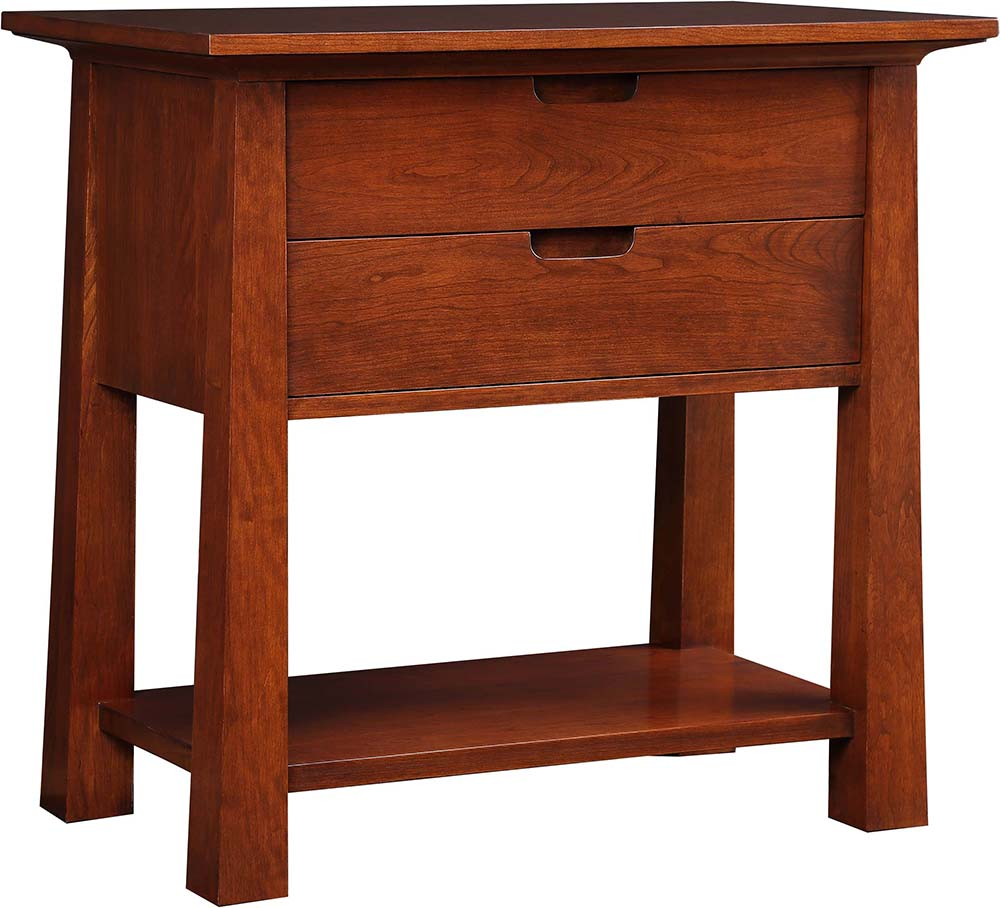 Park Slope Open Night Stand Night Stand Stickley - Jordans Interiors