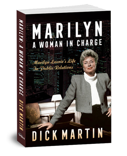 Marilyn: A Woman In Charge (softcover)