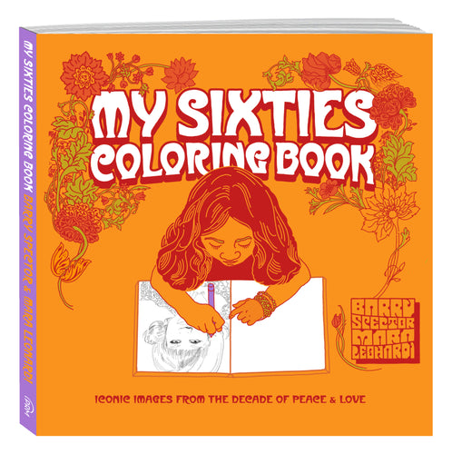 My Sixties Coloring Book