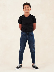 William Track Chino Denim | Unique Finds for Kids