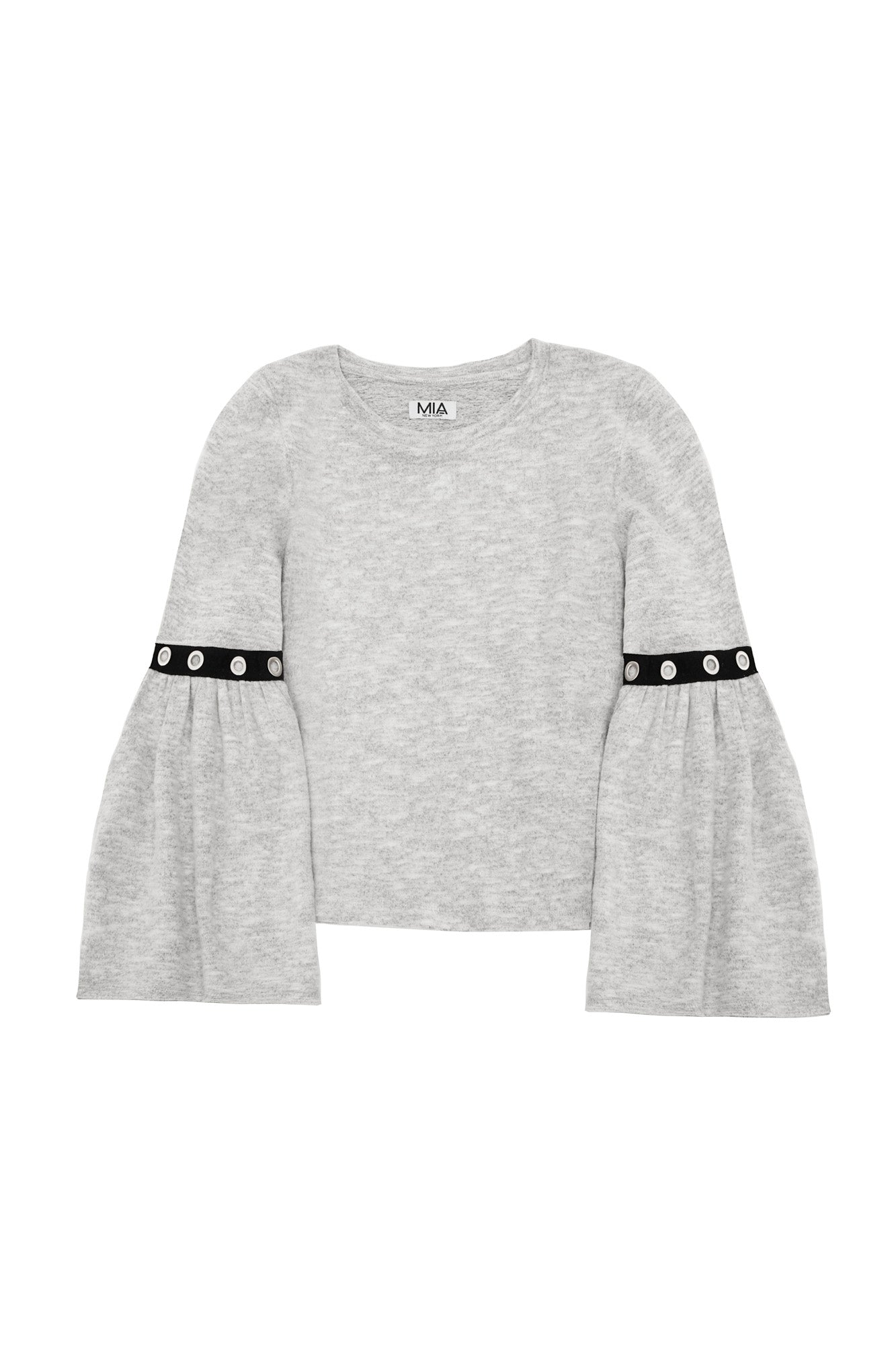 Cozy Heather Gray Sweater | Unique Finds for Kids