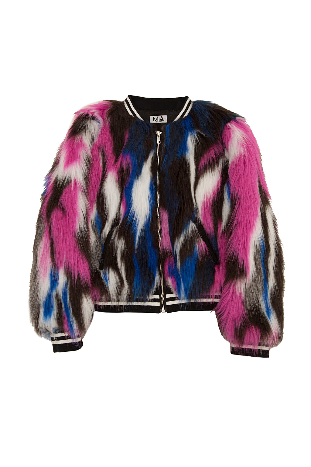 Faux Fur Bomber Jacket | Unique Finds for Kids