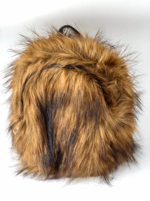 Faux Fur Backpack | Unique Finds For Kids