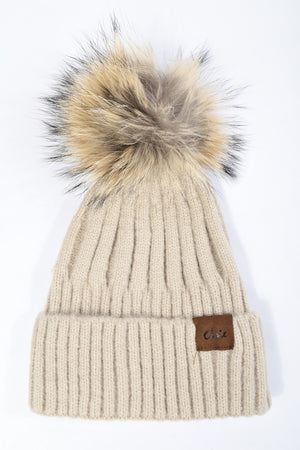 Removable Pom Pom Beanie | Unique Finds For Kids