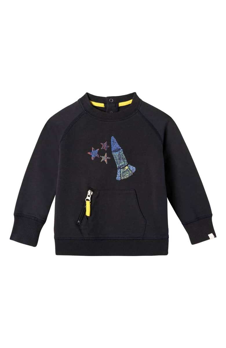 Orbit Sweatshirt | Unique Finds for Kids