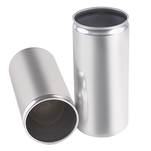 16.9oz Traditional Brite Aluminum Cans 40ft Container - $100 Deposit