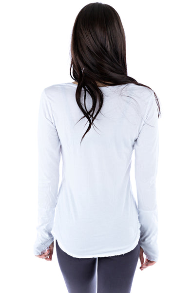 Longsleeve Scoop - LVR Fashion