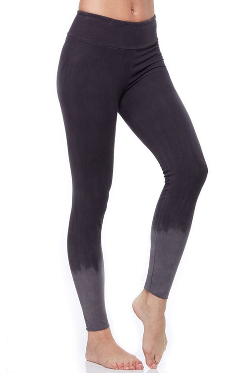 Basic Leggings Dip Dye