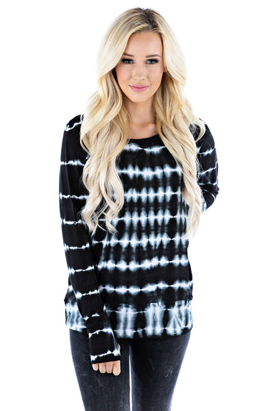 Raw Pullover Bamboo Stripes - LVR Fashion